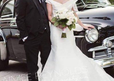 hunter-limo-1950-ford-wedding