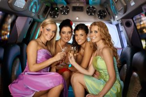 Girls night out limo service Mobile Alabama